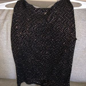 Dress blouse, stretchy material